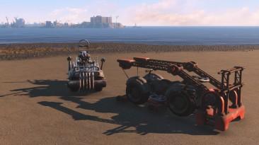 "Fallout 4 ""Рейдерский квадроцикл / Raider Quad Bike"""