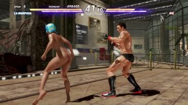 Dead or Alive 6 - геймплей Nude Mod 18+