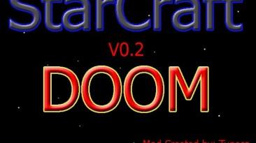 "Doom 2 ""Мод на StarCraft"""
