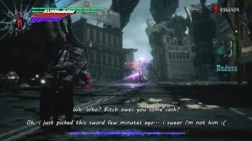 Devil May Cry 5 одиннадцатая миссия на идеальный S ранг (Dante Must Die)