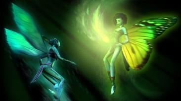 "Zanzarah: the Hidden Portal ""Окно с Эволюцией фей по уровням"""