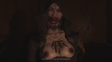"Resident Evil: Village ""Nude-мод для сестер"""