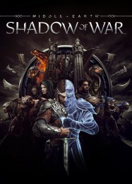 Обложка игры Middle-earth: Shadow of War