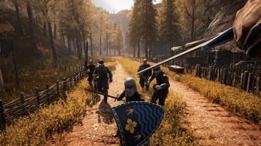 Трейлер и анонс новой игры про викингов - Vikings: Age Of The Axe