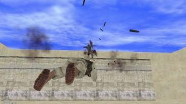"Max Payne 2 ""Модификация Desert Ops: US Marine"""