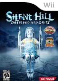 Обложка игры Silent Hill: Shattered Memories