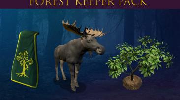"""Wild Terra 2: New Lands - Набор """"Защитник Леса"""": Steam ключ, уникальные награды и спасение лесов на Земле!"""