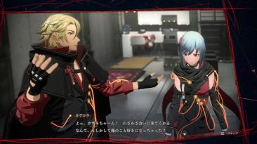 Новые скриншоты Scarlet Nexus, демонстрирующие отношения, подарки и многое другое