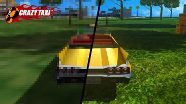 Вот как может выглядеть ремастер Crazy Taxi 3: High Roller