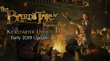 """""""Режиссёрская версия"""" The Bard's Tale IV: Barrows Deep выйдет в июне"""