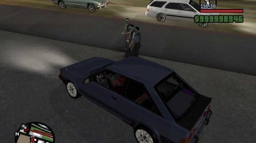 "Grand Theft Auto: San Andreas ""Ford Escort XR3 1986"""