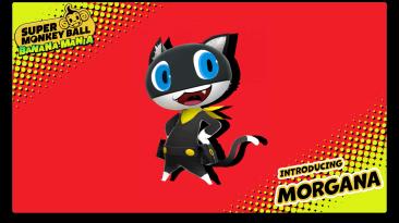 Моргана из Persona 5 прибывает в Super Monkey Ball: Banana Mania