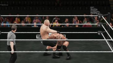 The Rock vs Brock Lesnar WWE 2K18 [Dream Match]