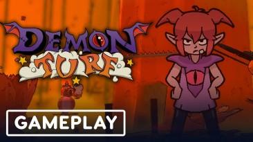 На Gamescom 2020 показали 6 минут геймплея необычного 3D-платформера Demon Turf