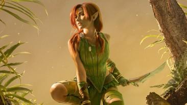 Косплей Авадель из настольной игры Dragonvault