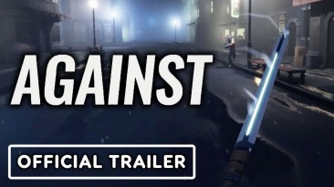 Новый геймплейный трейлер AGAINST: нуарный VR-боевик