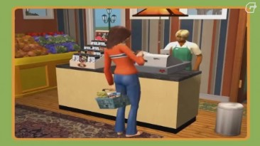 Эволюция серии игр The Sims #2 (2007 - 2014)