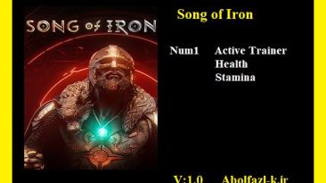 Song of Iron: Трейнер/Trainer (+3) [1.0.4.25] {Abolfazl.k}