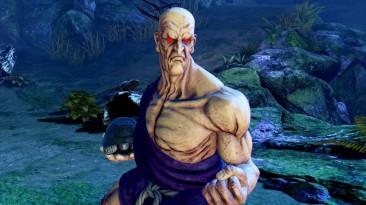 Геймплейный трейлер Оро для Street Fighter V: Champion Edition