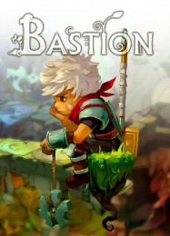 Обложка игры Bastion