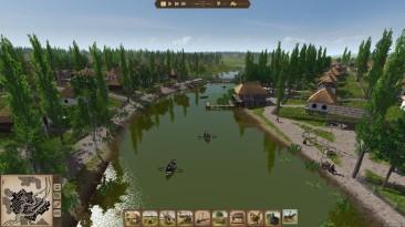 Ostriv вышла в Steam