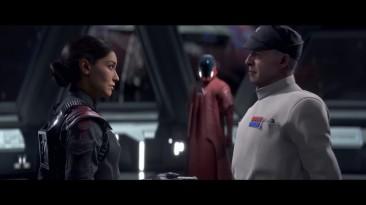 Star Wars: Battlefront 2 - Пусть говорят - кто такая Иден Версио - русская озвучка VHS (2017)