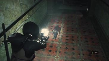 Resident Evil 2 - Крошка Мистер Икс