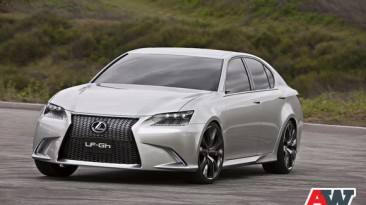 Новое поколение Lexus GS: агрессия, вызов, доступность