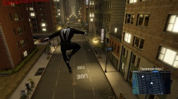 "The Amazing Spider-Man 2 ""Черный Advanced Suit ps4 [TuriCt]"""