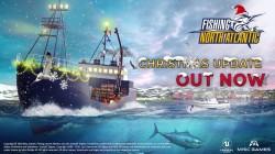 """Реалистичный симулятор рыбалки """"Fishing: North Atlantic"""" получил специальное рождественское обновление"""