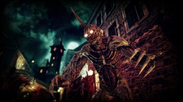 Shadows of the Damned: новые скриншоты