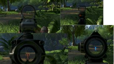"""Far Cry 3 """"Топ мод + новыйе прицелы"""""""