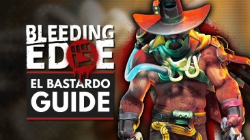 Bleeding Edge - ролик о способностях и особенностях Эль Бастардо