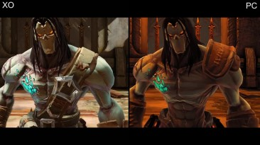 """Darksiders 2 Deathinitive Edition """"Сравнение PS4/Xbox One/PC (DigitalFoundry)"""""""