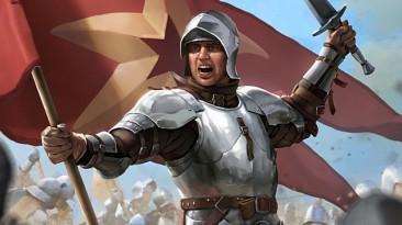 Стартовала Kickstarter-кампания Bannermen - инновационной RTS с возможностью использования погоды