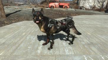"""Fallout 4 """"Рекс из Fallout New Vegas"""""""