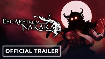Состоялся релиз Escape from Naraka: скоростной платформер от первого лица