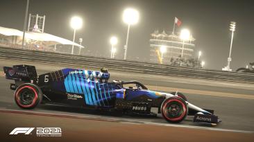 Новый трейлер F1 2021 подчеркивает его основные особенности