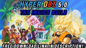 Файтинг - Hyper Dragon Ball Z