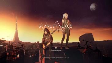 Демоверсия Scarlet Nexus стала доступна для загрузки на Xbox