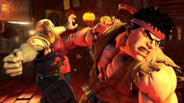 Системные требования Street Fighter 5 на PC