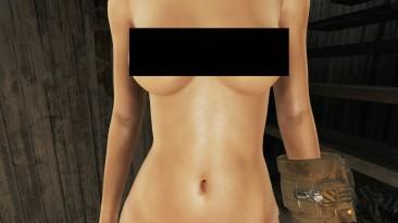 "Fallout 4 ""Caliente's Beautiful Bodies Enhancer - CBBE"""