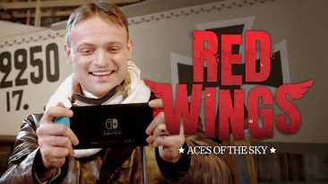Битвы на самолетах - новый трейлер Red Wings: Aces of the Sky