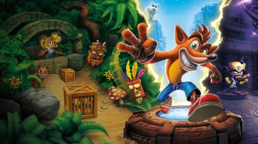 Слух: на The Game Awards 2019 анонсируют Crash Bandicoot Worlds
