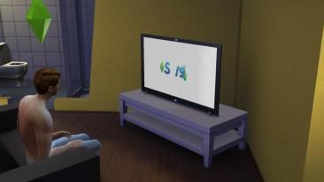 """The Sims 4 """"Запрет автономных действий"""""""