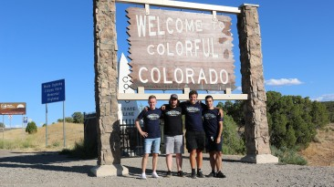 Наше путешествие в Колорадо