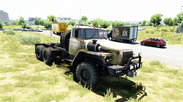 "Euro Truck Simulator 2 ""УрАЛ 4320-30 1999г"""