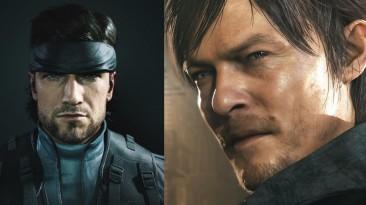 Инсайдер: MGS Remake и Silent Hills находятся в разработке, анонс состоится на TGA