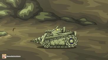 История мутанта - Мультики про танки
