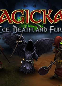 Magicka 2 - Ice, Death, and Fury